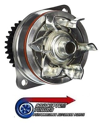 GMB Water Pump With 2 Gasket Seals - For Z33 Nissan 350Z VQ35DE DE ONLY