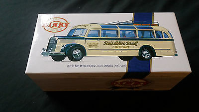 DINKY TOYS 1950 Mercedes Benz Diesel Omnibus Type 0-3500 - Boxed (3080) NEW