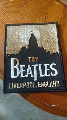 The Beatles Liverpool, England Iron on Patch