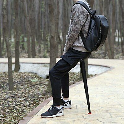 Portable Sitwand Chair Compact Foldable Seat Camping Hiking Fishing Outdoor New