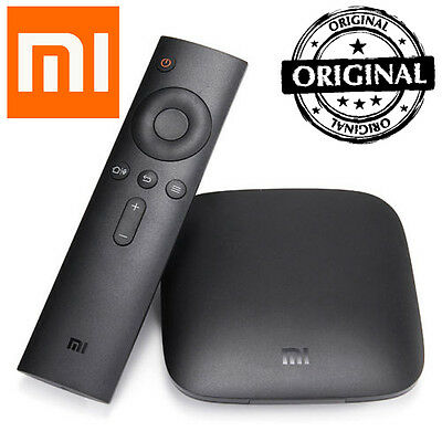 Xiaomi Mi Box Kodi Smart Tv Box Android 6.0 Quad Core 4k  2gb 8gb