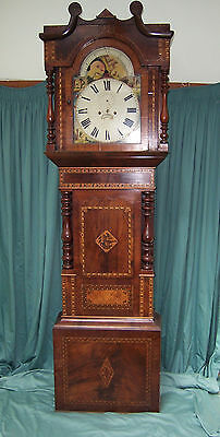 Antique Long Case Clock / Grandfather Clock