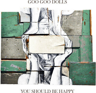 Goo Goo Dolls - You Should Be Happy [New CD] Extended Play
