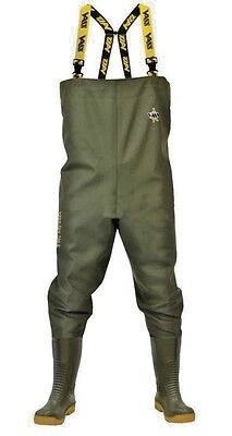 VASS-TEX 700E Heavy Duty Waders size 9/10/11