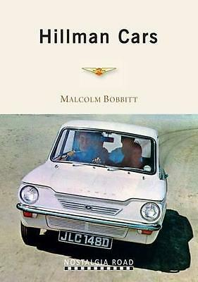 Hillman Cars by Malcolm Bobbitt | Paperback Book | 9781908347015 | NEW