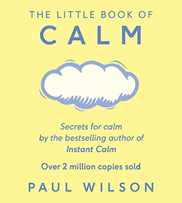 The Little Book Of Calm  (Uk Import)  Book New