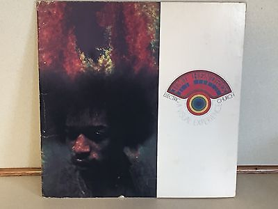 "Vintage 1969 Jimi Hendrix Electric Church ""A Visual Experience"" Book *Rare*"