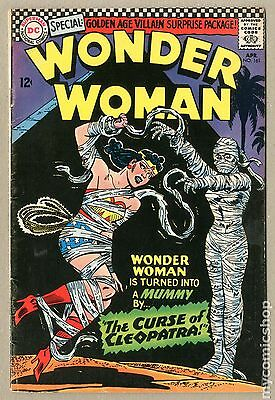 Wonder Woman (1942-1986 1st Series DC) #161 VG 4.0