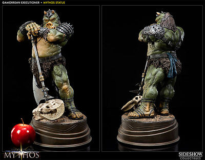 Gamorrean Executioner Star Wars Mythos Sideshow Collectibles Exclusive 750