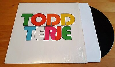 "Todd Terje - Remaster of the Universe EP 12"" Vinyl single"