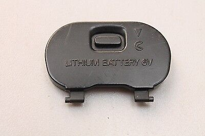 Nikon F601 Slr Battery Cover - Working