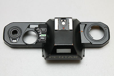 PENTAX SUPER A PROGRAM A TOP PLATE COVER (other parts available-please ask)