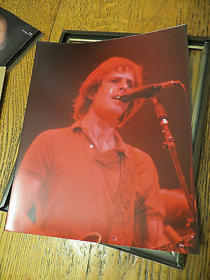 Vintage Bob Weir Concert Photo 8x10 Framed One of a Kind Owner photo