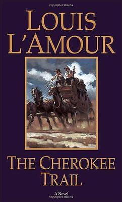The Cherokee Trail, Louis L'Amour | Mass Market Paperback Book | 9780553270471 |