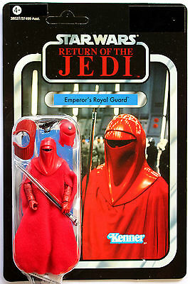 Star Wars The Vintage Collection Vc105 Emperor's Royal Guard Hasbro #2