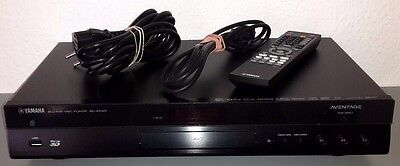 Yamaha High End Blu-Ray 3D Disc Player BD-A1020 Aventage inkl. Fernbedienung