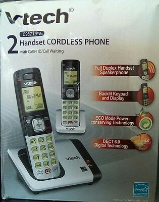 VTech CS6319-2 Single Line Cordless Phone