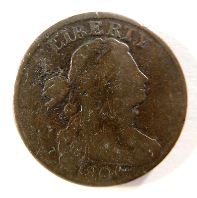 1806 Draped Bust Cent S-270 R-1