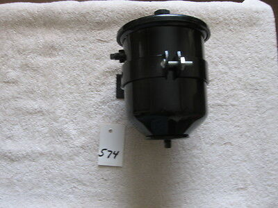 Canistrer type oil filter