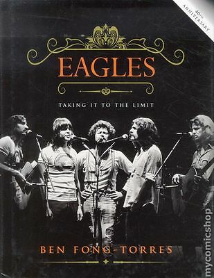 Eagles Taking It to the Limit HC (2011 40th Anniversary) #1-1ST FN