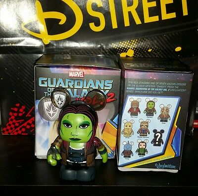 Disney's marvel guardians of the galaxy vol.2 gamora vinylmation