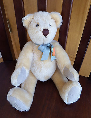 Hardy the 2000 Dean's Club Teddy Bear - New with Tags