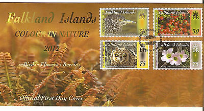 Falkland Islands First Day Cover Nature