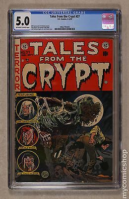 Tales from the Crypt (1950 E.C. Comics) #37 CGC 5.0 0962795009