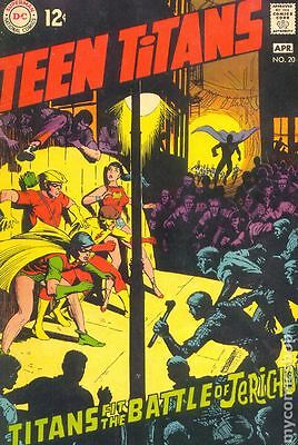 Teen Titans (1966 1st Series) #20 GD/VG 3.0 LOW GRADE