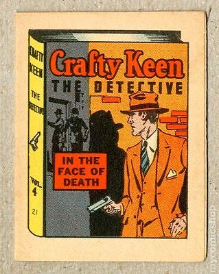 Thrilling Stories Crafty Keene Booklet #4 VG/FN 5.0
