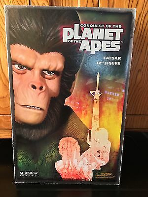 Sideshow Caesar Conquest Of The Planet Of The Apes Sixth Scale Figure