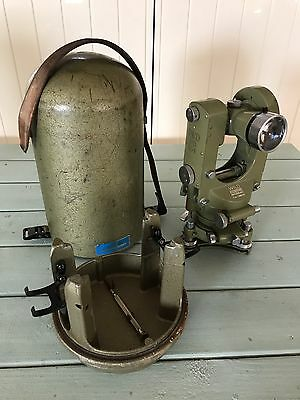 Vintage Wild Heerbrugg T1A Theodolite, Surveying