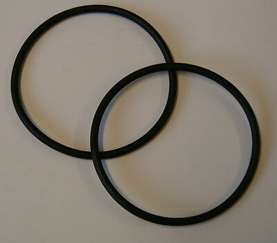 Studer (Revox) NAB Hub Adpator replacement O Rings (Pair)
