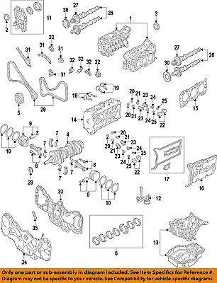 subaru oem legacy outback engine timing chain guide left inner lh 13144aa012