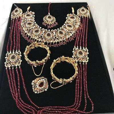 Pakistani Wedding Jewellery Sets