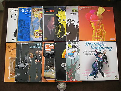 16 LP DIXI SWING STOMP BLUEGRASS JAZZ Various Artist Bixology Barber | EX