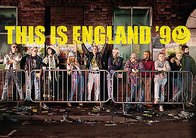 This Is England 90 01 (Film Poster) Photo Print And Mugs