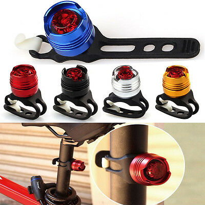 3 Modes Red Lighting LED Waterproof Bike Bicycle Cycling Rear Tail Light Lamp