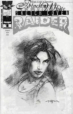 Top Cow Classics in Black and White Tomb Raider (2000) #1DF VF