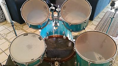 Yamaha Drum Kit - DP Series, 5 piece with Paiste 302 cymbals