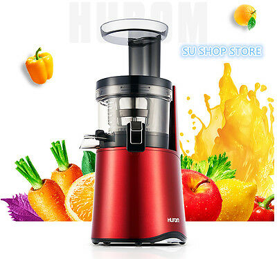 2017 NEW 3rd generation HUROM juicer HU-9026WN Slow Juicer make ice cream juicer