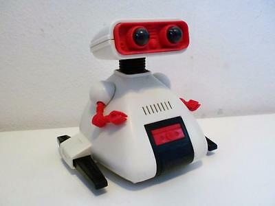 Vintage Tomy Dingbot OMS-B My Robot Toy Tested Working Condition 1980s