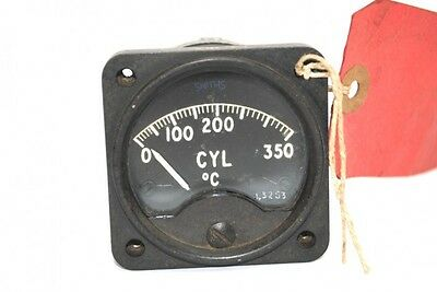 RN Aircraft Hawker Sea Fury Centaurus Engine Cylinder Head Temperature Gauge