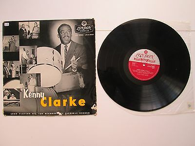 Kenny Clarke Sextet - Volume 1 UK LP London, first press ex condition