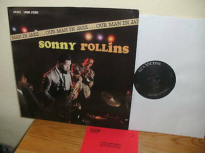 Sonny Rollins - Our Man in Jazz LSP-2612 Classic Records