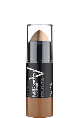 Maybelline Master Contour Stick 2 In 1 Contorno 03 Dark Oscuro Contouring Makeup