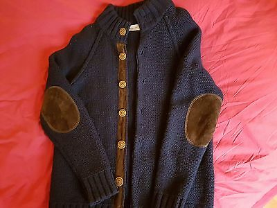 Gilet Father & sons M 100% laine