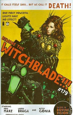 Witchblade (1995) #179B NM