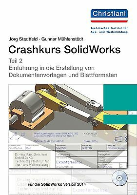 Crashkurs SolidWorks Teil 2 ~  ~  9783865229465