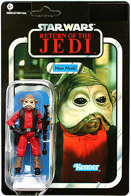 Star Wars The Vintage Collection Vc106 Nien Nunb Hasbro